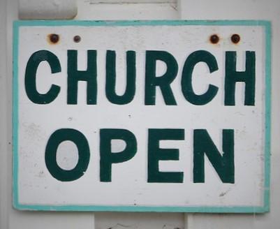 Oysterville Babtist Church